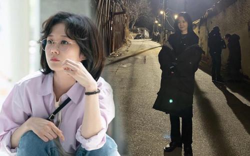 Jang Nara gây sốt với nhan sắc 41 tuổi, miệt mài quay 'Cô chủ ma quái' thâu đêm