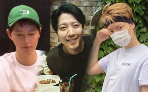 Tài tử Lee Dong Gun lộ diện sau khi ly hôn Jo Yoon Hee: Nhan sắc 'ăn đứt' Song Joong Ki - Ahn Jae Hyun!