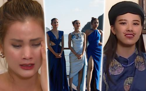 Võ Hoàng Yến - Kim Duyên bất lực, Hương Ly khóc nấc nhìn đội Ngọc Diễm giành quán quân?