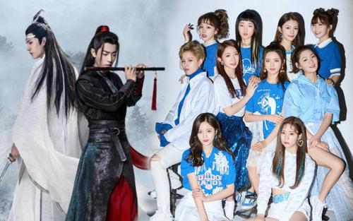 Fan couple Tiêu Chiến - Vương Nhất Bác kiếm chuyện gây sự với fan Rocket Girls 101