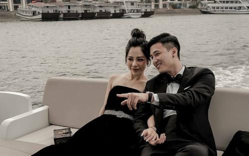 Huỳnh Anh chính thức cầu hôn bạn gái hơn tuổi Bạch Lan Phương