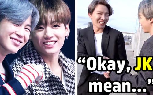 8 lần Jungkook và Jimin bị nhầm lẫn với nhau cực hài hước