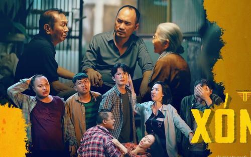 Tập 2 'Chuyện xóm tui 2' đạt 3 triệu view: Thu Trang - Tiến Luật và Faptv bị vây đánh 'sấp mặt'!