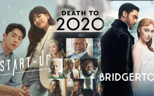 Loạt phim hot trên Netflix Tết 2021: Hành trình khởi nghiệp của Suzy, Joo Hyuk cùng loạt thảm họa 2020