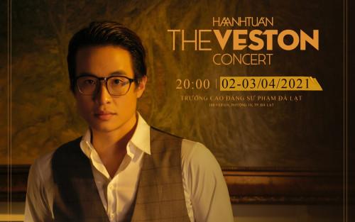 Hà Anh Tuấn quyết định dời liveshow sang tháng 4 vì dịch COVID-19