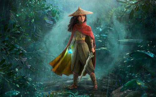 Bộ phim hoạt hình thứ 59 của Disney 'Raya and The Last Dragon' tung trailer mới