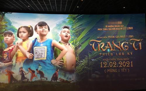 Poster phim 'Trạng Tí' lược bỏ cụm từ 'Thần đồng đất Việt', có động thái 'tri ân' hoạ sĩ Lê Linh