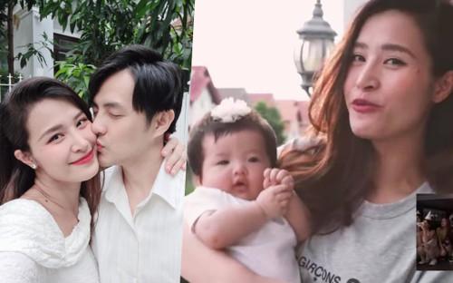 Con gái cưng Winnie chiếm trọn 'spotlight' trong clip chúc mừng sinh nhật Ông Cao Thắng