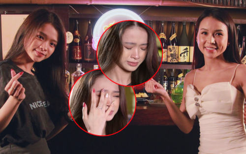 Linh Ka nghẹn ngào rơi nước mắt khi chia sẻ với Sam quãng thời gian bị 'tẩy chay' trong quá khứ