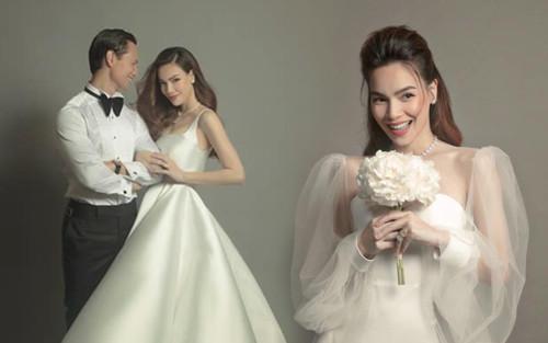 Bạn thân nhá hàng ảnh cưới Hà Hồ - Kim Lý, ngày cặp đôi lên xe hoa không còn xa?