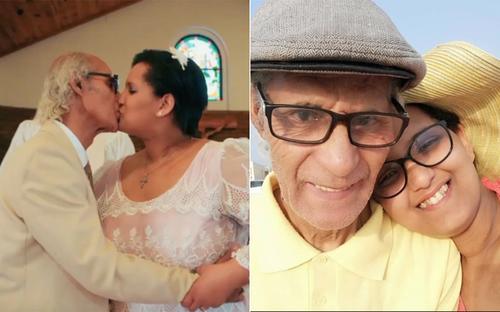 Cô gái 29 tuổi gây sốc khi chia sẻ về tình yêu với 'chồng già' 80 tuổi
