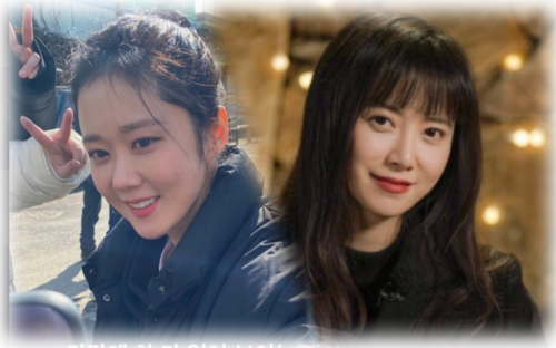 30 Tết: Jang Nara 'chặt đẹp' nhan sắc Goo Hye Sun!