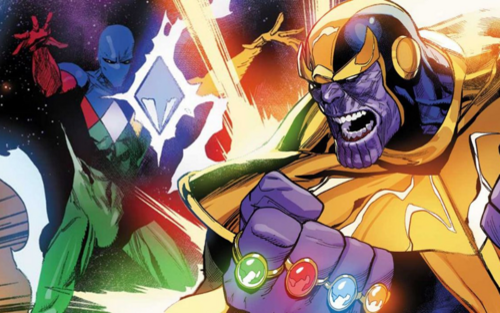 'Green Lantern của Marvel' sẽ đối đầu với Thanos trong sự kiện mới