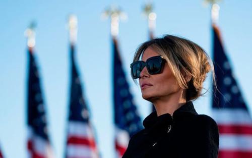 Sau khi rời Nhà Trắng, bà Melania bất ngờ xoá hết bài đăng trên mạng xã hội