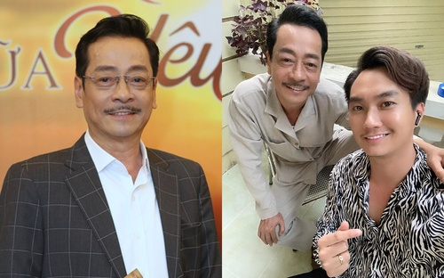 Phạm Anh Tuấn: 'Trước khi phát bệnh, bố Hoàng Dũng vẫn lạc quan, vui vẻ, hết mình với công việc'