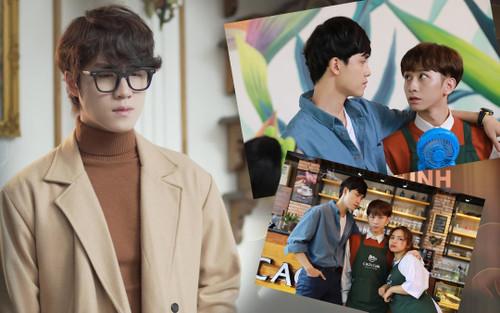 Vũ Thịnh hát OST 'Em là chàng trai của anh': Chỉ thay đổi beat mà khác hẳn, hợp cảnh tình đơn phương