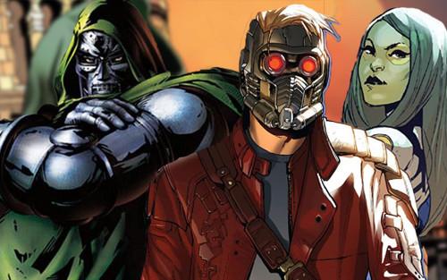 Doctor Doom chính thức gia nhập Guardians of the Galaxy trong năm nay