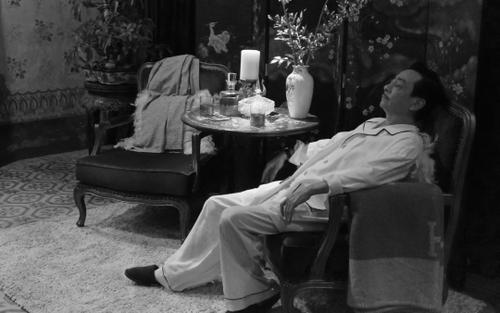 NSND Hoàng Dũng trong phim cuối cùng - Gái già lắm chiêu V: Cảm ơn người anh, người thầy, người bố
