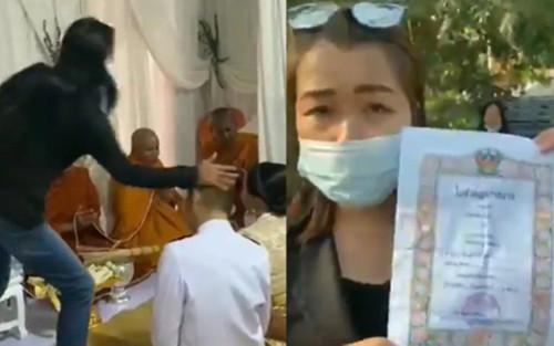 Mẹ chồng giúp nàng dâu phá đám cưới của con trai với 'tiểu tam'