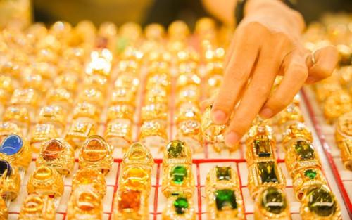 Sau ngày vía Thần Tài, người mua vàng đã lỗ 750.000 đồng/lượng nếu bán ra