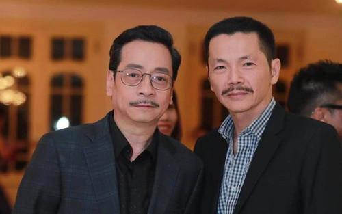 Nghệ sĩ Trung Anh đóng vai của NSND Hoàng Dũng trong 'Trở về giữa yêu thương'