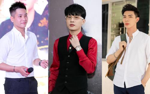 Ảnh 'ngố tàu' thời đi học của ba nam ca sĩ tuổi Sửu tài năng trong showbiz Việt