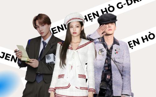 Trước G-Dragon, Jennie (BlackPink) đã hẹn hò với một nam idol đình đám khác