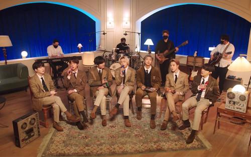 Giàu có như BTS nhưng các thành viên lại rủ nhau tự nhuộm tóc để...tiết kiệm tiền?
