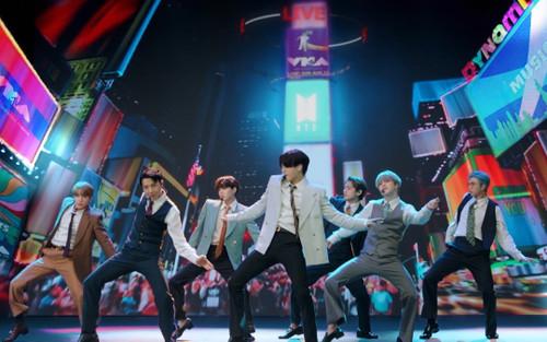 'Dynamite' của BTS tiếp tục gây bão trên BXH Billboard Hot 100 sau nửa năm ra mắt