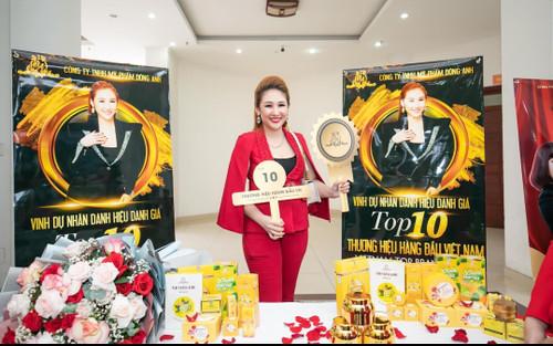 Chia sẻ kinh nghiệm xây dựng thương hiệu mỹ phẩm nổi tiếng của CEO Huỳnh Như