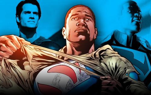 Superman da màu: Sự thật hay tin đồn vô căn cứ?