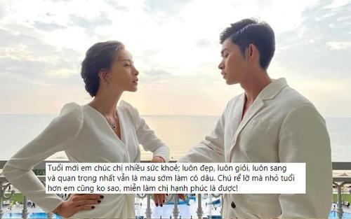 Jun Phạm lỡ miệng tiết lộ Ngô Thanh Vân sắp cưới 'phi công trẻ' trong ngày sinh nhật thứ 42 của cô?