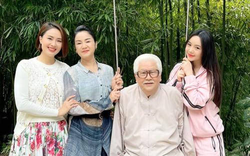 Phim trường Việt rộn ràng những ngày đầu năm