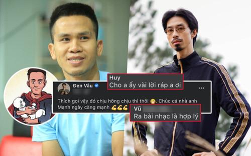 Đen Vâu phát ngôn gây chú ý khi Nguyễn Ngọc Mạnh từ chối là anh hùng, fan gây bão: 'Ra bài rap là hợp lý'