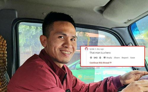 CĐM thế giới phản ứng trước clip anh Nguyễn Ngọc Mạnh đỡ bé gái rơi từ tầng 12: 'Thật không thể tin nổi'