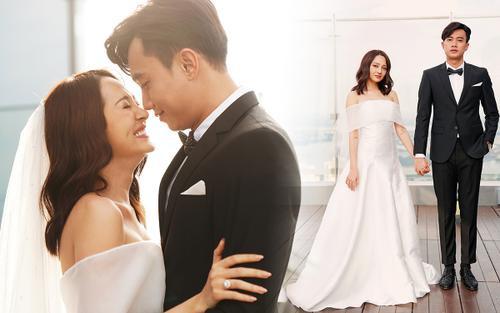 Quốc Trường - Bảo Anh tung ảnh cưới lãng mạn, Minh Hằng nổi điên gây lộn ở quán bar trong 'Bẫy ngọt ngào'