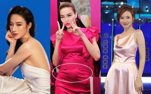 Angela Phương Trinh chinh phục hoàn hảo kiểu váy dễ lộ bụng, Đỗ Mỹ Linh, Hà Hồ còn phải chào thua
