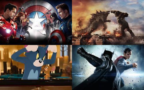 Những màn combat nảy lửa trên màn ảnh rộng: Từ Iron Man - Captain America đến quái thú Kong - Godzilla