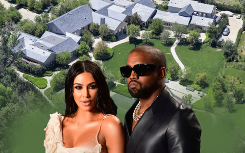 Kayne West nhường lại căn biệt thự 60 triệu đô cho Kim Kardashian sau ly hôn