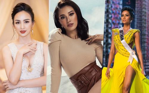 H'Hen Niê - Ngọc Diễm tham gia huấn luyện á hậu Kim Duyên chinh phục vương miện Miss Universe 2021