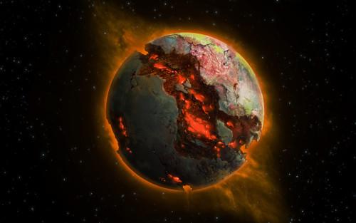 Đây là thời điểm sự sống trên Trái Đất sẽ hoàn toàn chấm dứt