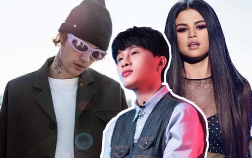 Tình cũ comeback giữa nghi án bị Jack đạo nhạc, Justin Bieber cũng vội vàng nhập cuộc