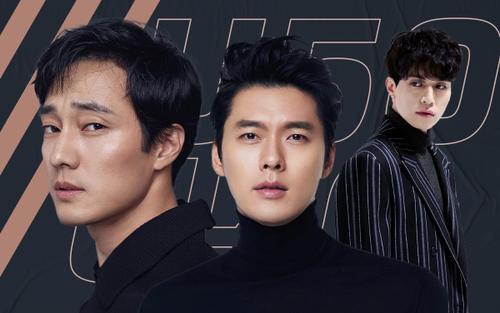 Những nam thần U50 quyến rũ nhất Showbiz Hàn Quốc