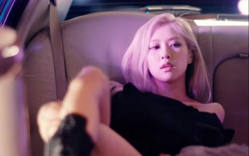 Rosé (BlackPink) tung teaser MV On The Ground: Dù thất tình cũng phải 'sang chảnh'