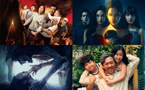 Phim điện ảnh Việt nửa đầu 2021: Sau Bố già và Gái già, thể loại kinh dị - hành động lên ngôi