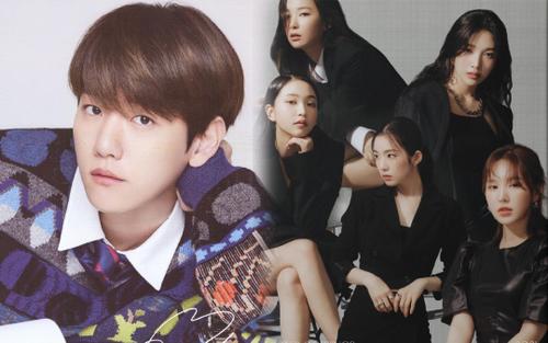 SM hóa 'con ong chăm chỉ' đầu năm 2021: Baekhyun và D.O sắp tung album solo, Red Velvet sớm trở lại