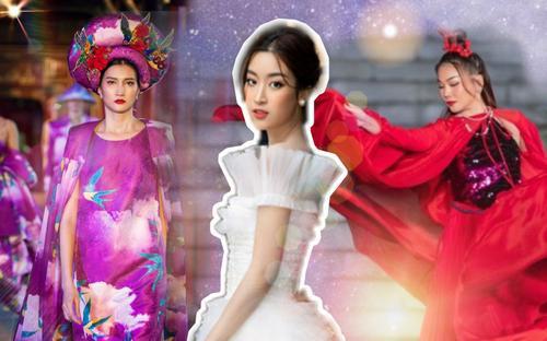 360 độ thời trang Việt: Vì sao loạt NTK Việt lại tổ chức show tại các danh lam thắng cảnh