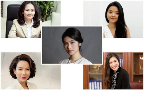 Những ái nữ nhà đại gia Việt sở hữu tài sản 'khủng', được kỳ vọng tiếp tục làm nên cơ nghiệp