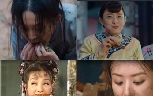 Làm giàu không dễ: Khi các nữ diễn viên chật vật đóng cảnh ăn uống