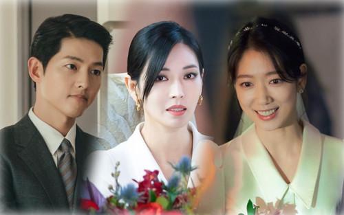 Phim của Song Joong Ki - Park Shin Hye chỉ biết 'chào thua' trước 'Penthouse 2'